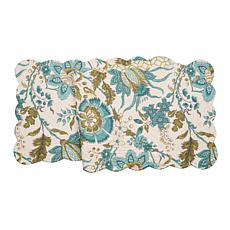 C&F Home Adrienne Meadow Table Runner