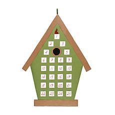 C&F Home Bird House Calendar