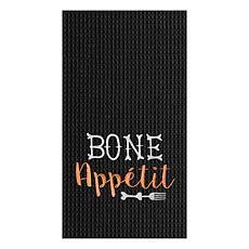 C&F Home Bone Appetit Towel S-2