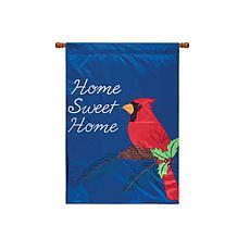 C&F Home Cardinal House Flag