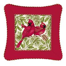 C&F Home Cardinal Pillow