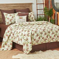 C&F Home Cooper Pines Quilt Set - Full/Queen