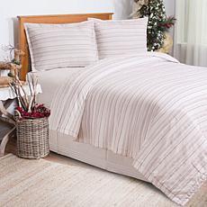 C&F Home Dotted Seersucker King Quilt Set