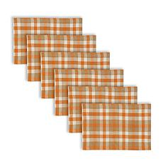 C&F Home Dunmore Plaid Placemat Set of 6