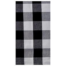 C&F Home Franklin Black Towel S-3