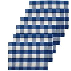 C&F Home Franklin Blue Placemat Set of 6