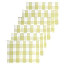 C&F Home Franklin Peridot Placemat Set of 6