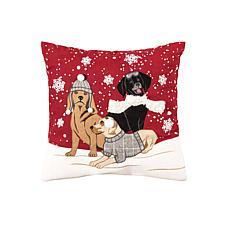 C&F Home Fur Friends Pillow