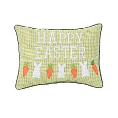 C&F Home Happy Easter Pillow