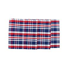 C&F Home Harbor Plaid Table Runner