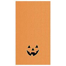C&F Home Jack-O-Lantern Towel S-2