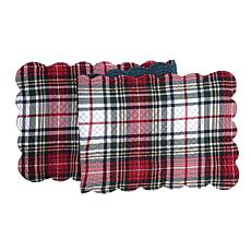 C&F Home Lennox Plaid Runner