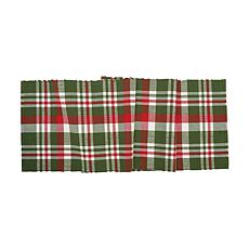 C&F Home Owen Plaid Table Runner