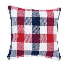 C&F Home Picnic Plaid Pillow