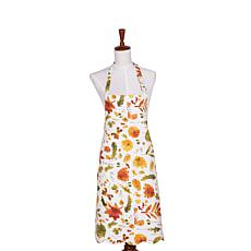 C&F Home Watercolor Sketches Apron