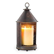 Candle Warmers Sunshine Tin Punched Candle Warmer Lantern