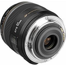 Canon EFS60mm f/2.8 Macro Lens with Ultrasonic Motor