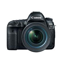 Canon EOS 5D Mark IV 30.4MP Digital Camera with EF 24-70mm Lens