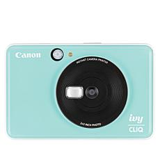 Canon IVY CLIQ Instant Camera & Printer with 20-pack of Film