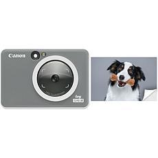 Canon IVY CLIQ2 Instant Camera Printer - Charcoal (Matte)