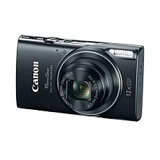 Canon PowerShot ELPH 360 HS 20.2MP, 12X Optical Zoom Camera