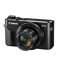 Canon PowerShot G7 X Mark II 20.1MP, 4.2X Optical Zoom Camera Bundle