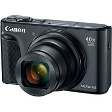 Canon PowerShot SX740 HS 20.3MP 40X Camera
