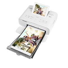 Canon Selphy CP1300 Wireless Compact Photo Printer Bundle