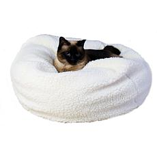 Carolina Pet Company Sherpa Puff Ball® Pet Bed - XS