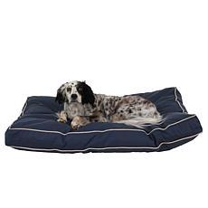 Carolina Pet Medium Classic Canvas Jamison Pet Bed w/Orthopedic Foam