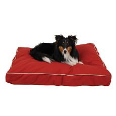 Carolina Pet Small Classic Canvas Jamison Pet Bed with Memory Foam