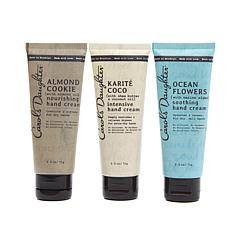 Carol's Daughter Hand Cream Trio