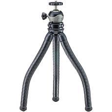 Carson Optical TR-050 BoaPod Flexible Leg Travel Tripod