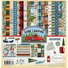 Carta Bella Collection Kit 12X12 - Gone Camping