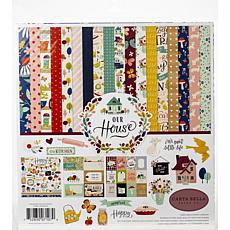 Carta Bella Collection Kit 12X12 - Our House