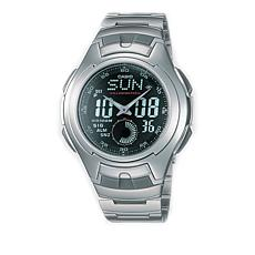 Casio Men's Analog Digital Electro-Luminescent Sport Watch