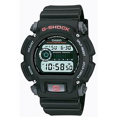 Casio Men's G-Shock Black Strap Digital Watch
