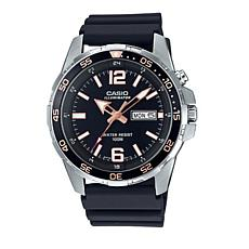 Casio Men's MTD1079-1AV Super Illuminator Dive Style Watch