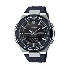 Casio Men's Multi-Function Watch, Black/Grey
