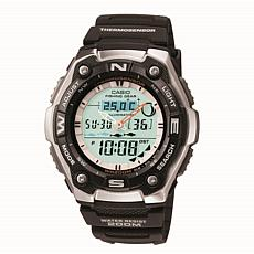 Casio Men's Sports Gear Fishing Timer Watch