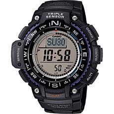 Casio Men's Triple Sensor Sports Watch