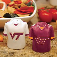 Ceramic Salt and Pepper Shakers - Virginia Tech