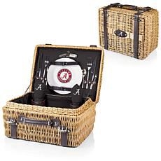 Champion Picnic Basket - University of Alabama
