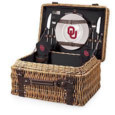 Champion Picnic Basket - University of Oklahoma