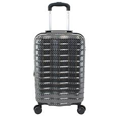 Chariot Wave Hardside Spinner Carry On Luggage - Grey