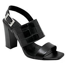 Charles By Charles David Maison Leather Heeled Sandal