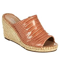 Charles by Charles David Nautical Jute-Wrapped Wedge Espadrille