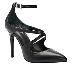 Charles by Charles David Packer Leather or Suede Pointy-Toe Pump
