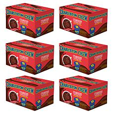 Charleston Chew Strawberry Hot Cocoa K-Cups Six-12 Count Boxes