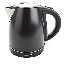 Chefman 57 oz. Color-Changing Electric Kettle